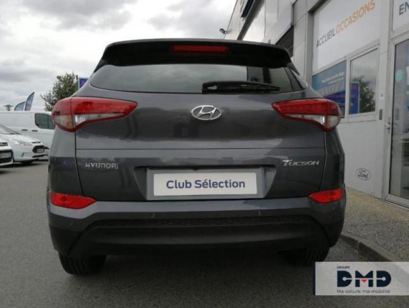 Hyundai Tucson 1.7 Crdi 115ch Creative 2wd - Visuel #17
