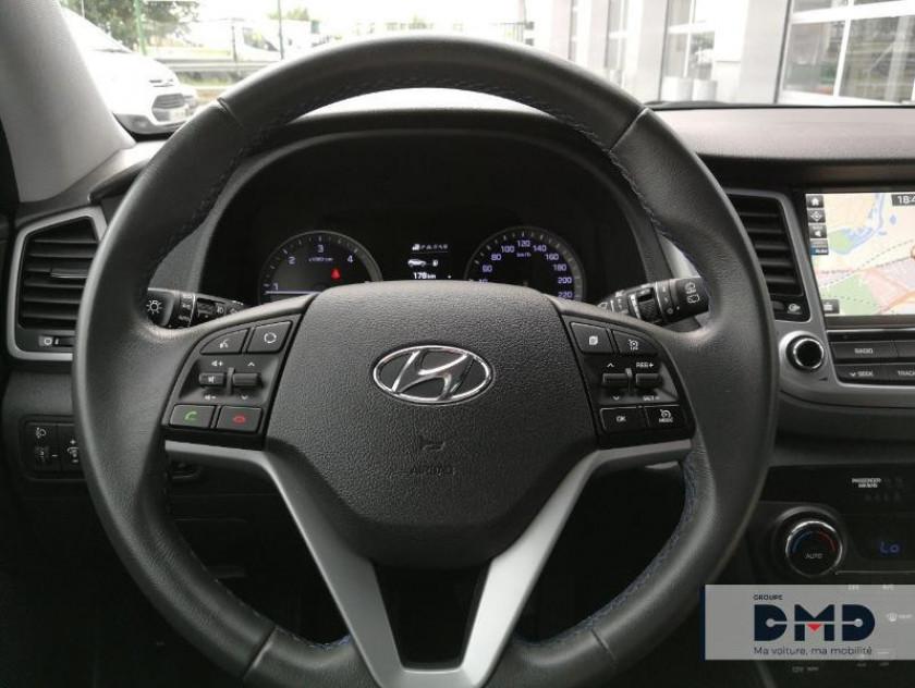 Hyundai Tucson 1.7 Crdi 115ch Creative 2wd - Visuel #7