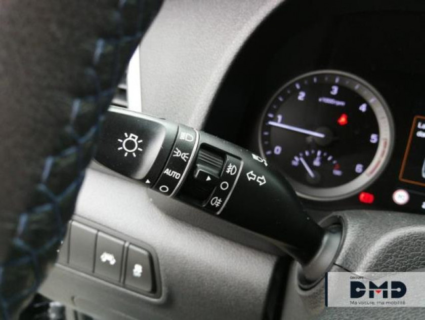 Hyundai Tucson 1.7 Crdi 115ch Creative 2wd - Visuel #21