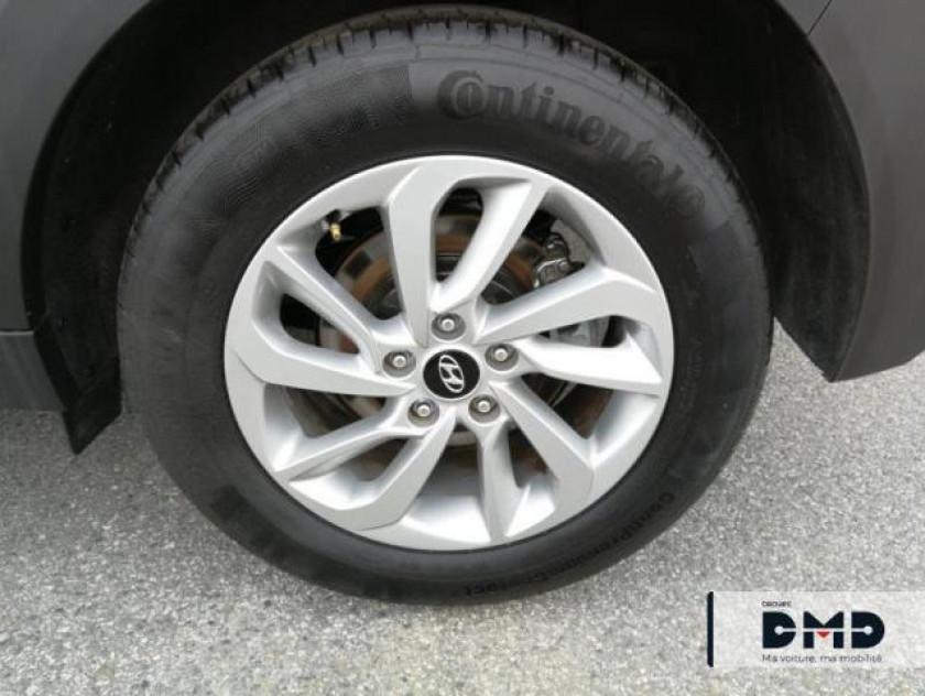 Hyundai Tucson 1.7 Crdi 115ch Creative 2wd - Visuel #19