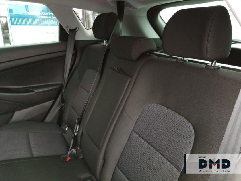 Hyundai Tucson 1.7 Crdi 115ch Creative 2wd - Visuel #10