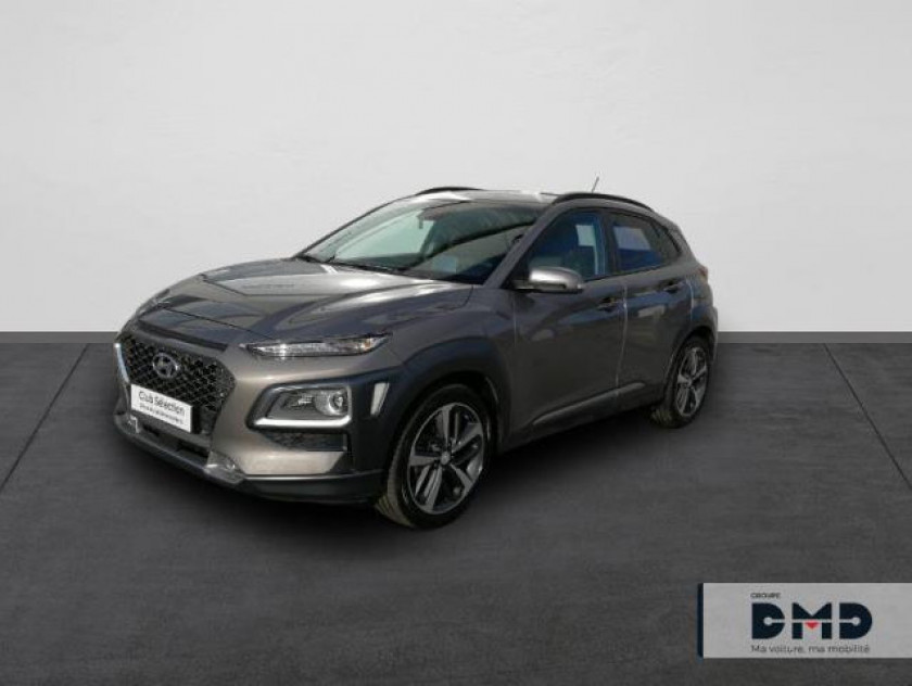 Hyundai Kona 1.0 T-gdi 120ch Executive - Visuel #1
