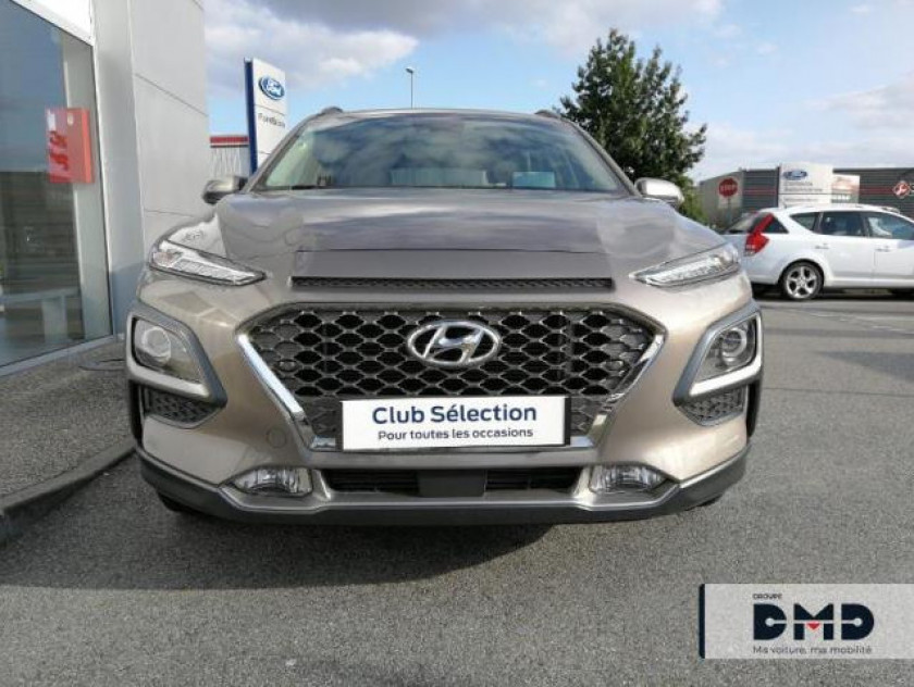 Hyundai Kona 1.0 T-gdi 120ch Executive - Visuel #4