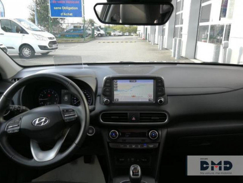 Hyundai Kona 1.0 T-gdi 120ch Executive - Visuel #5