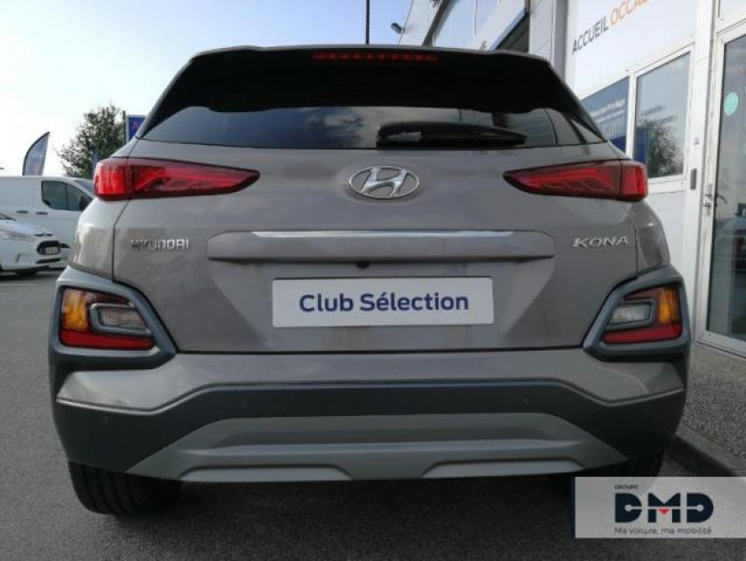 Hyundai Kona 1.0 T-gdi 120ch Executive - Visuel #11