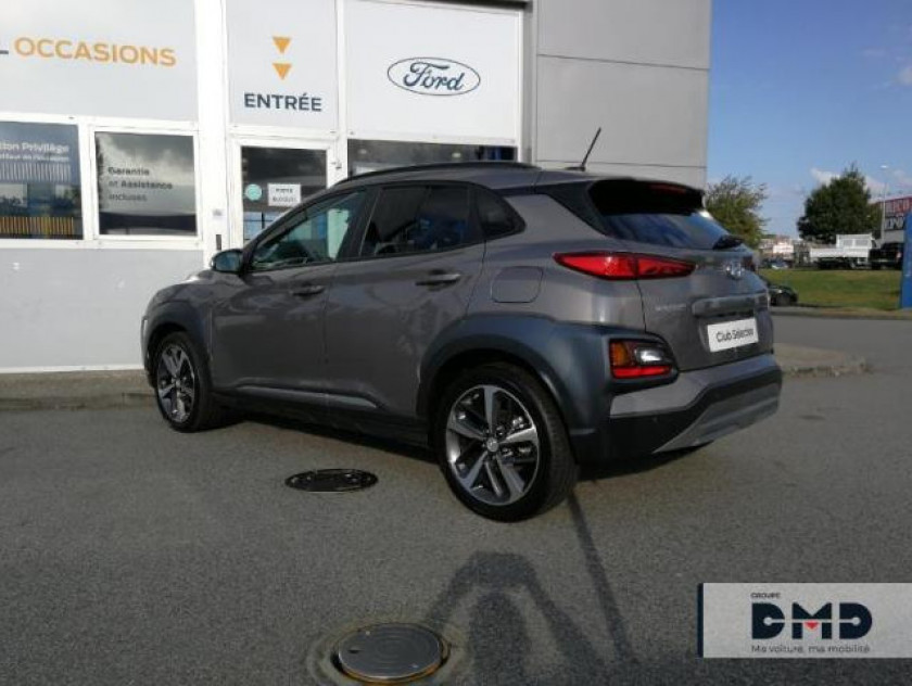 Hyundai Kona 1.0 T-gdi 120ch Executive - Visuel #3