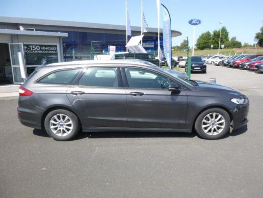Ford Mondeo Sw 1.5 Tdci 120ch Econetic Business Nav - Visuel #4