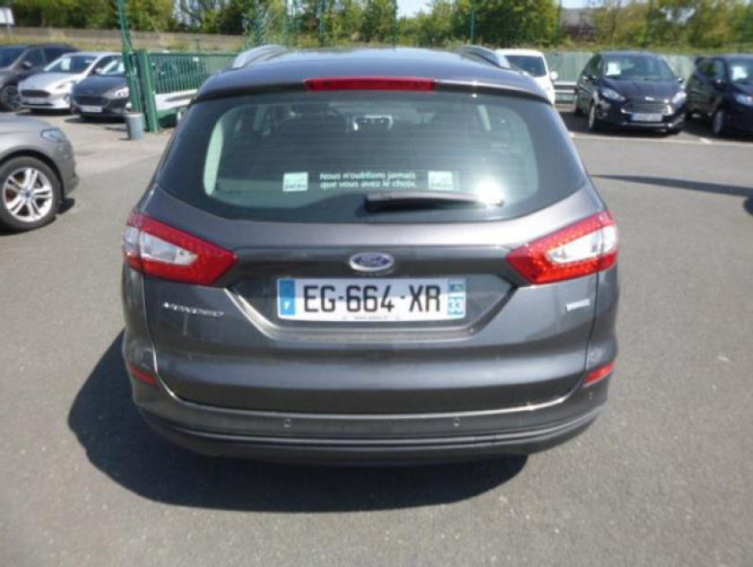 Ford Mondeo Sw 1.5 Tdci 120ch Econetic Business Nav - Visuel #6