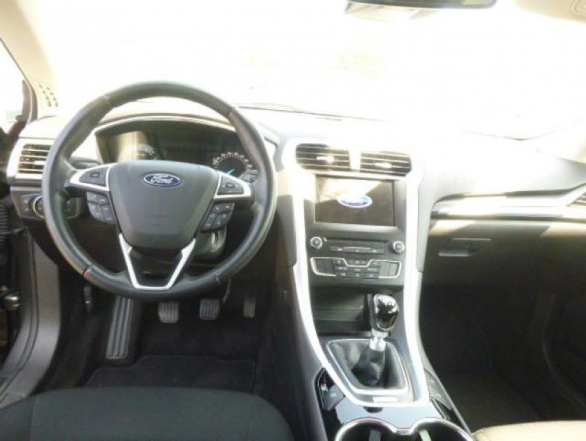 Ford Mondeo Sw 1.5 Tdci 120ch Econetic Business Nav - Visuel #11
