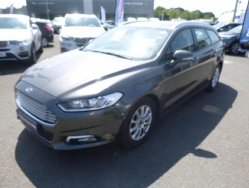 Ford Mondeo Sw 1.5 Tdci 120ch Econetic Business Nav - Visuel #1