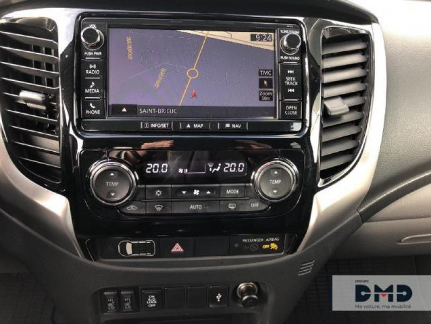 Fiat Fullback 2.4 D 180ch Cabine Approfondie Adventure Pack Escalade My17 - Visuel #6