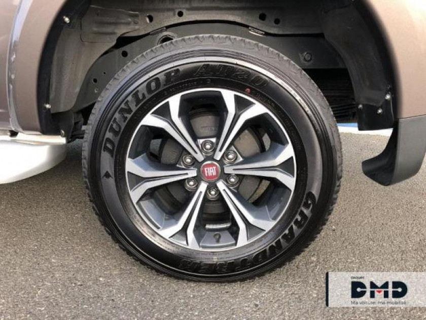 Fiat Fullback 2.4 D 180ch Cabine Approfondie Adventure Pack Escalade My17 - Visuel #13