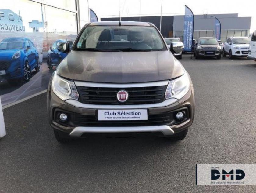 Fiat Fullback 2.4 D 180ch Cabine Approfondie Adventure Pack Escalade My17 - Visuel #4
