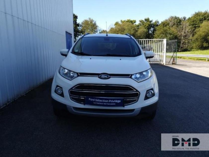 Ford Ecosport 1.0 Ecoboost 125ch Titanium - Visuel #4