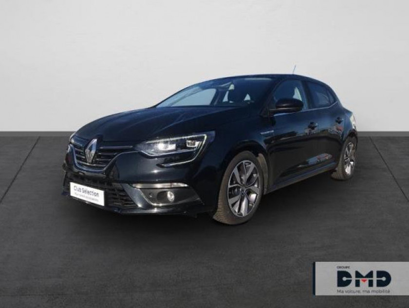 Renault Megane 1.6 Dci 130ch Energy Intens - Visuel #1