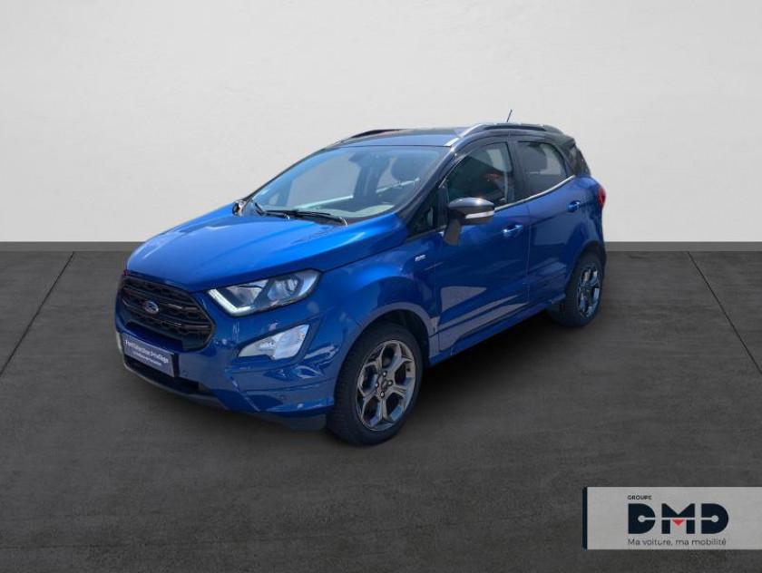 Ford Ecosport 1.0 Ecoboost 125ch St-line - Visuel #1