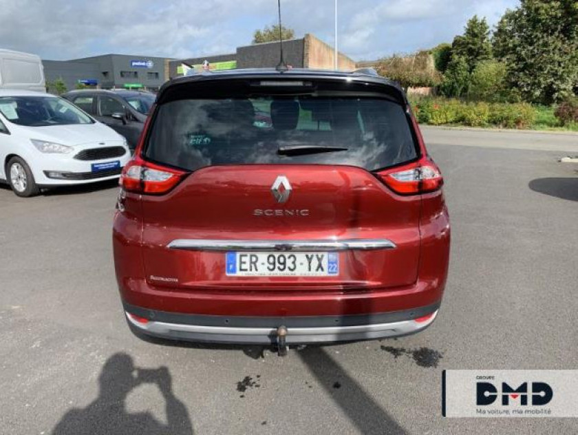 Renault Grand Scenic 1.2 Tce 130ch Energy Intens - Visuel #11