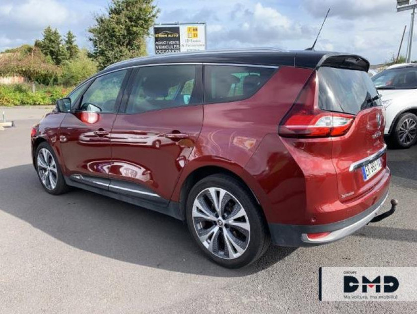 Renault Grand Scenic 1.2 Tce 130ch Energy Intens - Visuel #3