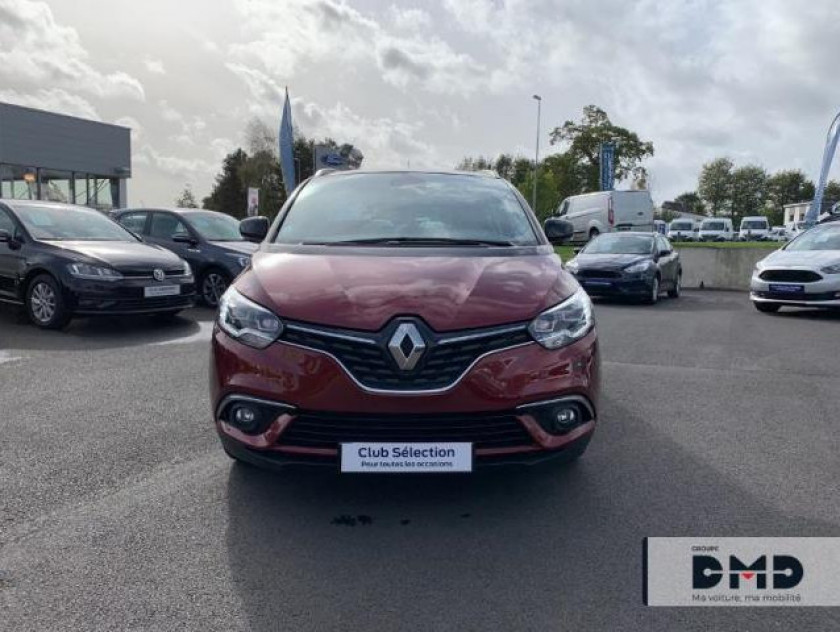 Renault Grand Scenic 1.2 Tce 130ch Energy Intens - Visuel #4