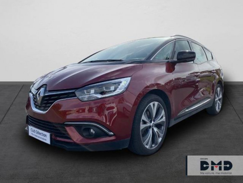 Renault Grand Scenic 1.2 Tce 130ch Energy Intens - Visuel #1