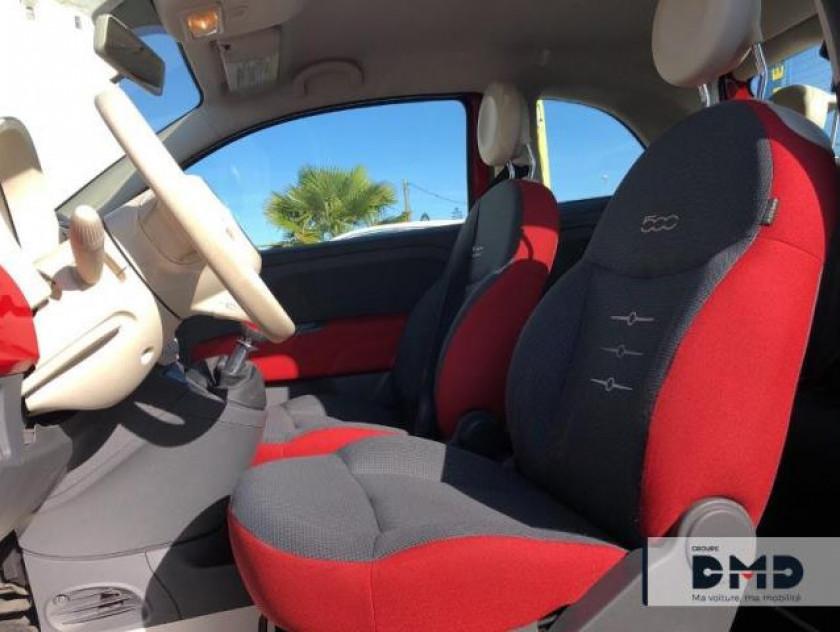 Fiat 500 1.2 8v 69ch Color Therapy - Visuel #9