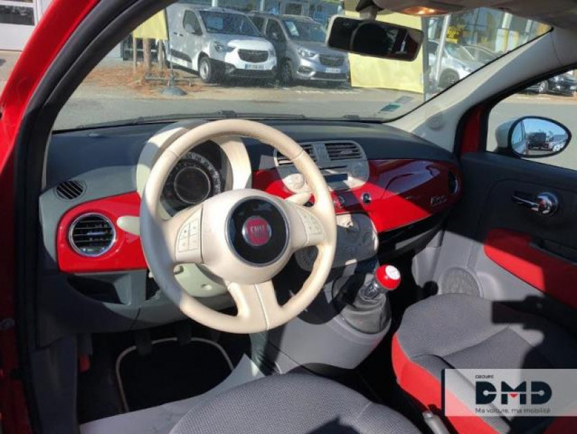 Fiat 500 1.2 8v 69ch Color Therapy - Visuel #5