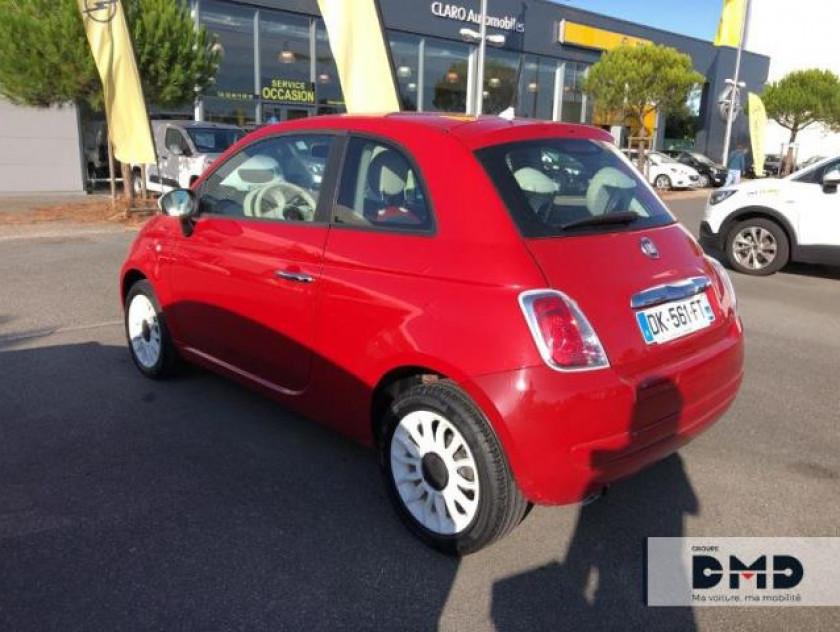Fiat 500 1.2 8v 69ch Color Therapy - Visuel #3