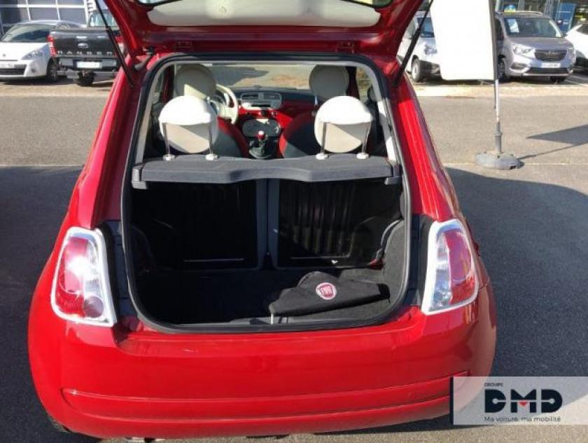 Fiat 500 1.2 8v 69ch Color Therapy - Visuel #12