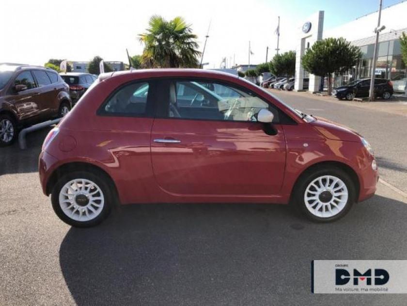 Fiat 500 1.2 8v 69ch Color Therapy - Visuel #2