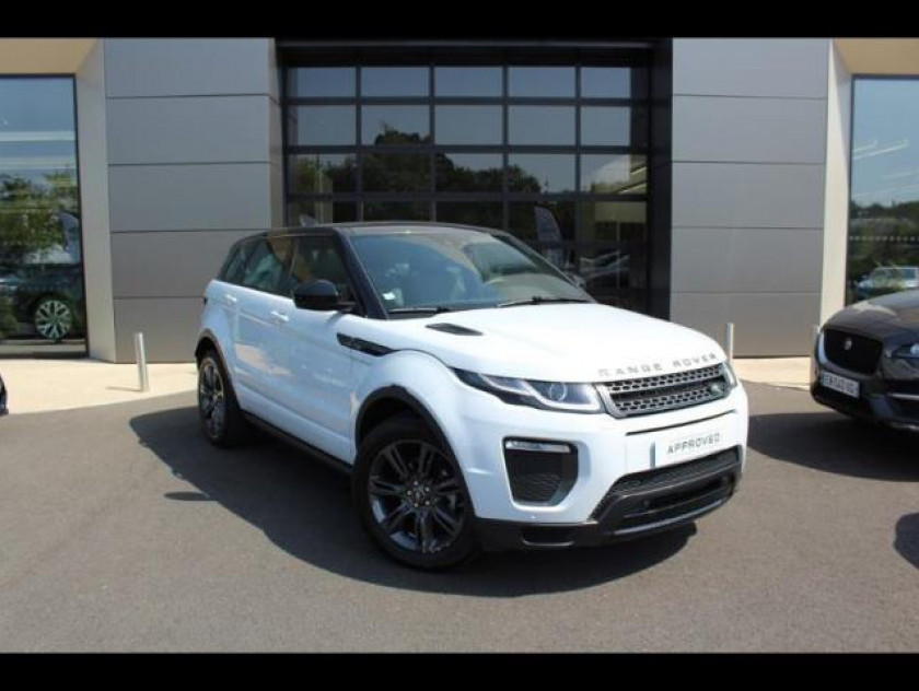 Land-rover Evoque 2.0 Ed4 150 Landmark Edition 4x2 Mark Vi - Visuel #1