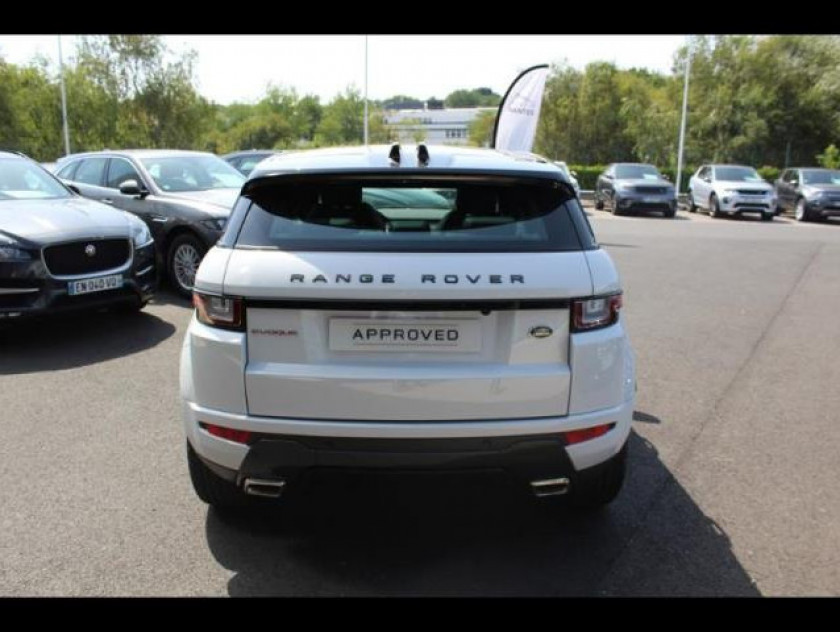 Land-rover Evoque 2.0 Ed4 150 Landmark Edition 4x2 Mark Vi - Visuel #8