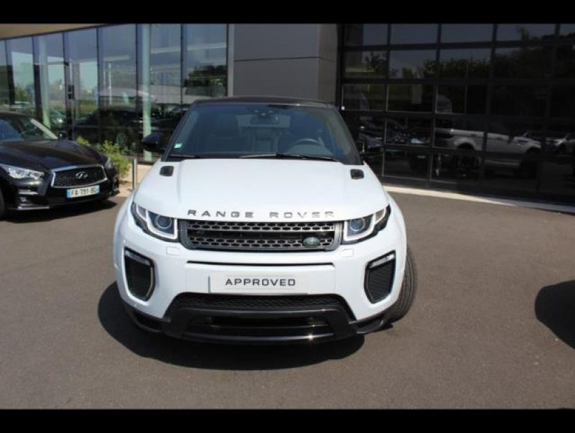 Land-rover Evoque 2.0 Ed4 150 Landmark Edition 4x2 Mark Vi - Visuel #6