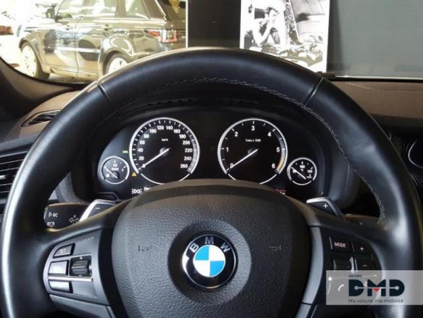 Bmw X4 Xdrive30da 258ch M Sport - Visuel #7