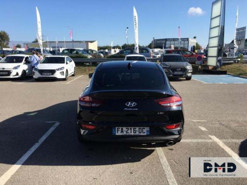 Hyundai I30 Fastback 1.4 T-gdi 140ch Creative - Visuel #11