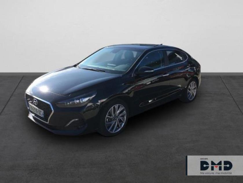 Hyundai I30 Fastback 1.4 T-gdi 140ch Creative - Visuel #1
