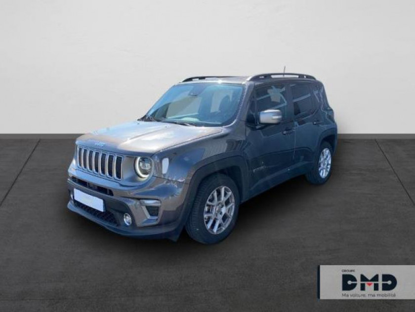 Jeep Renegade 1.0 Gse T3 120ch Limited - Visuel #1