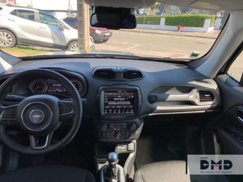 Jeep Renegade 1.0 Gse T3 120ch Limited - Visuel #5