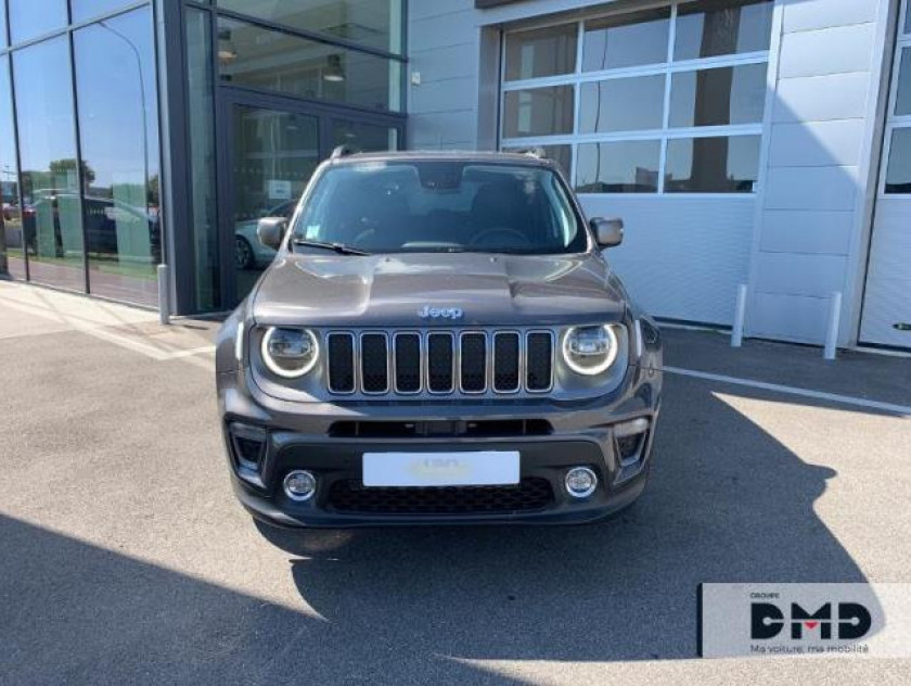 Jeep Renegade 1.0 Gse T3 120ch Limited - Visuel #4