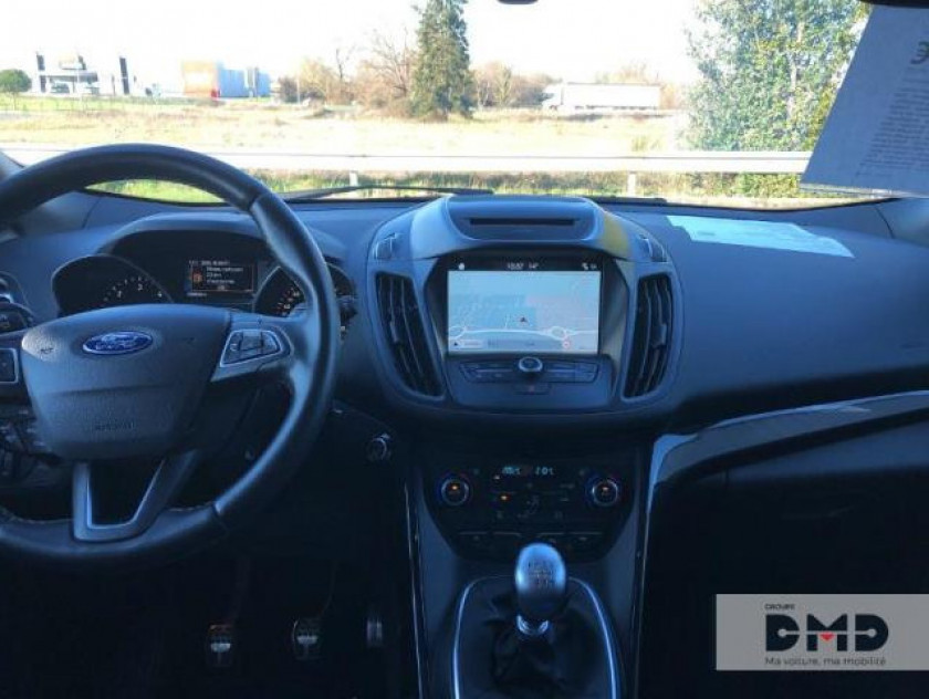 Ford Kuga 2.0 Tdci 150ch Stop&start St-line 4x2 - Visuel #5