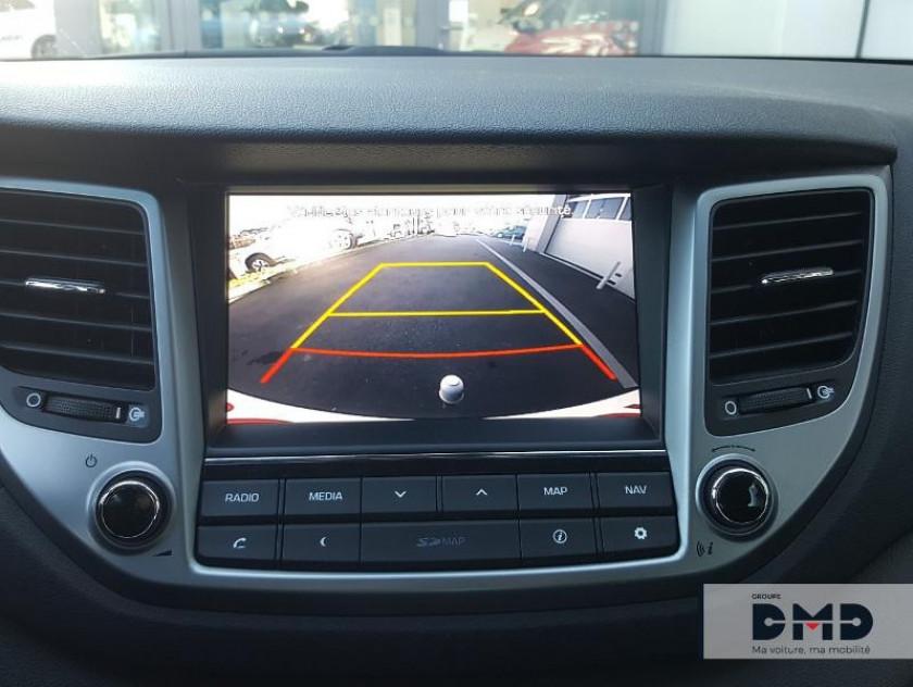 Hyundai Tucson 1.7 Crdi 115ch Creative 2wd - Visuel #15