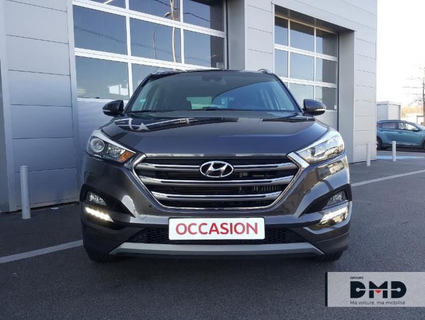 Hyundai Tucson 1.7 Crdi 115ch Creative 2wd - Visuel #4