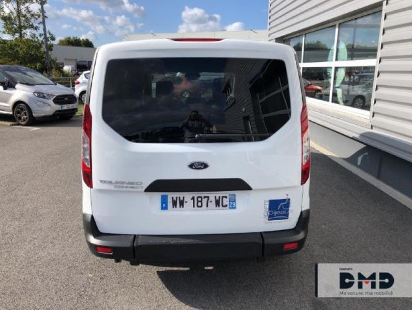 Ford Grd Tourneo Connect 1.5 Ecoblue 120ch Stop&start Trend - Visuel #6