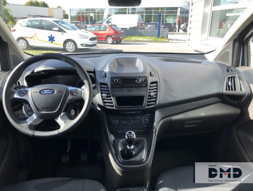 Ford Grd Tourneo Connect 1.5 Ecoblue 120ch Stop&start Trend - Visuel #13