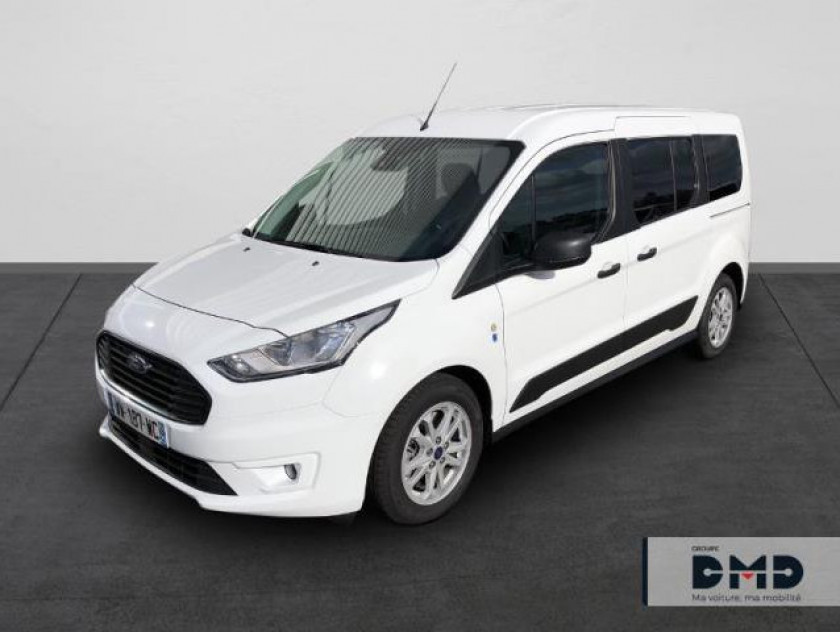Ford Grd Tourneo Connect 1.5 Ecoblue 120ch Stop&start Trend - Visuel #8