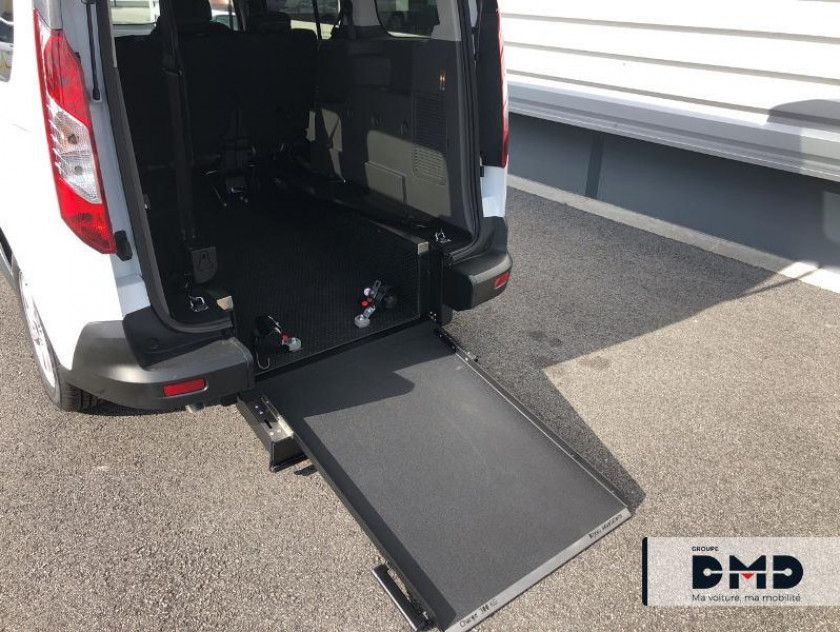 Ford Grd Tourneo Connect 1.5 Ecoblue 120ch Stop&start Trend - Visuel #22