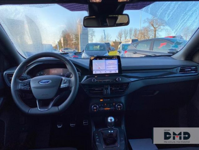 Ford Focus 2.0 Ecoblue 150ch Stop&start St-line - Visuel #5