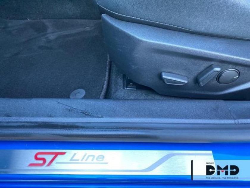 Ford Focus 2.0 Ecoblue 150ch Stop&start St-line - Visuel #18