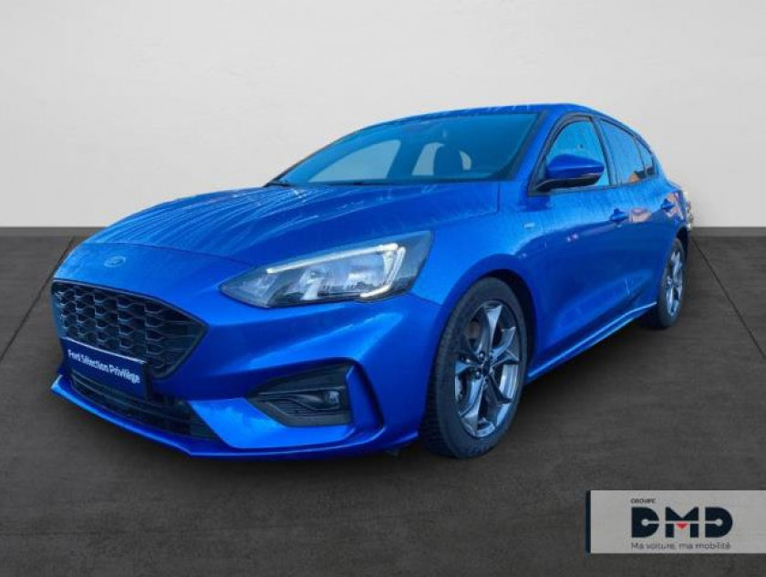 Ford Focus 2.0 Ecoblue 150ch Stop&start St-line - Visuel #1