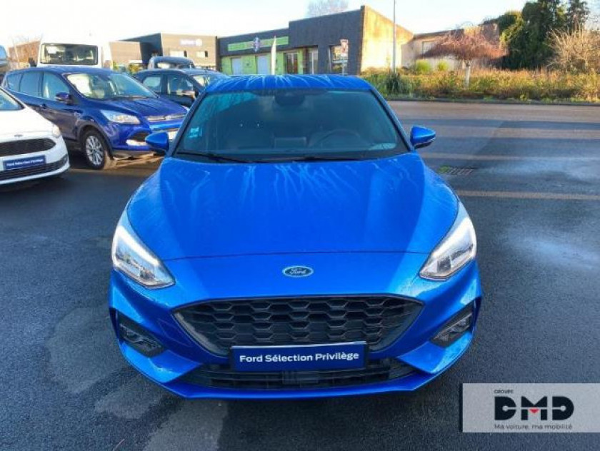 Ford Focus 2.0 Ecoblue 150ch Stop&start St-line - Visuel #4