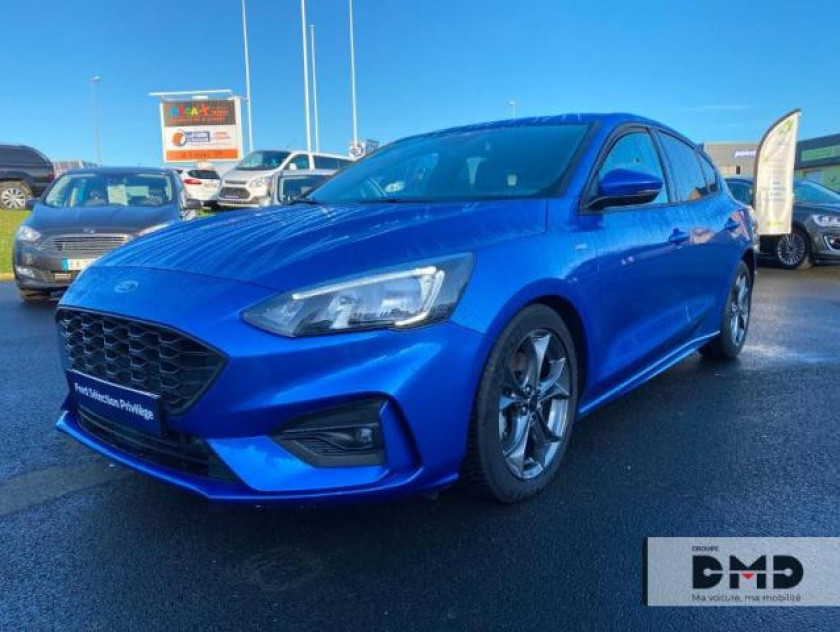 Ford Focus 2.0 Ecoblue 150ch Stop&start St-line - Visuel #19